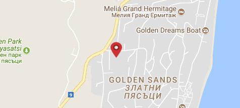 Золотые Пески  - офис