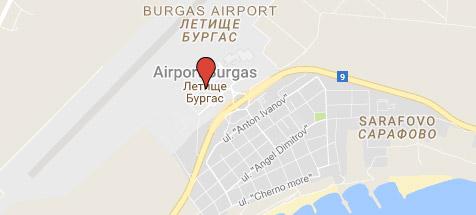 Бургас - Аэропорт