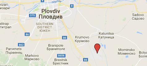 Пловдив - Аэропорт