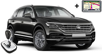 VW Touareg 2019 + NAVI