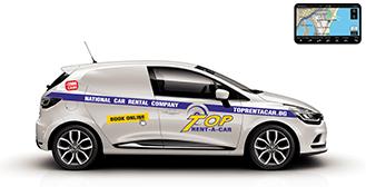 Renault Clio IV + GPS MKMR