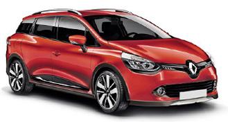 Renault Clio IV универсал