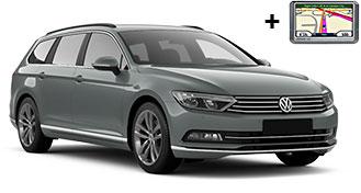 VW Passat универсал + NAVI