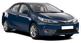 Toyota Corolla IDMR