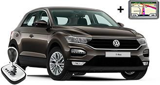 VW T-Roc + NAVI