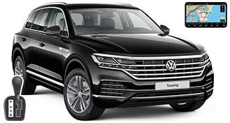 VW Touareg + NAVI FFAD