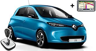 Renault Zoe EV EDAE