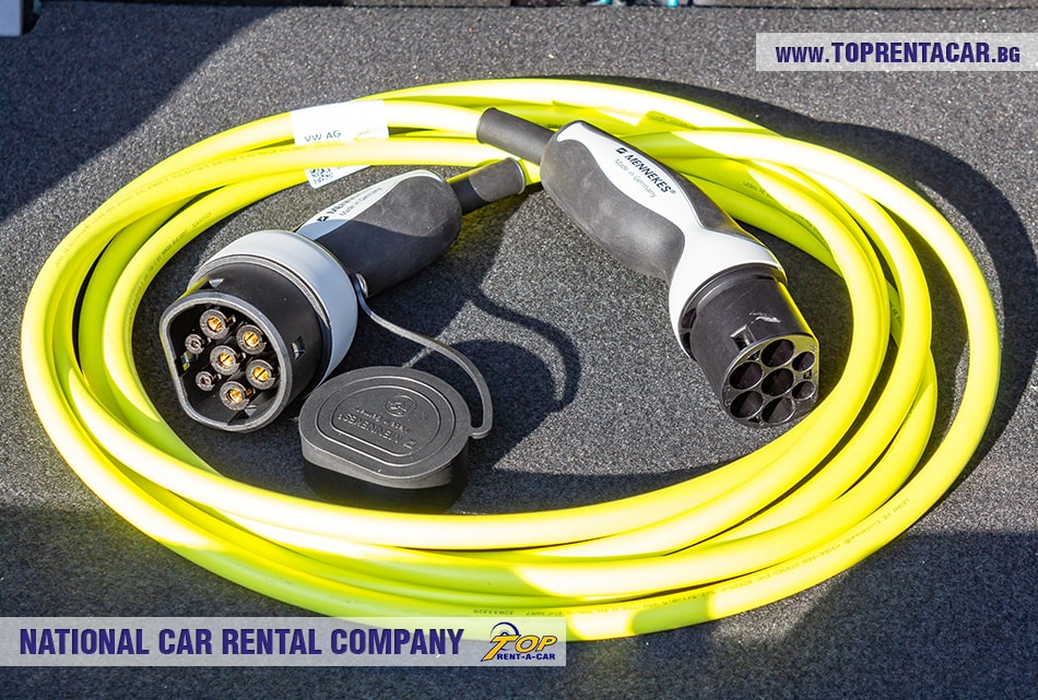 Зарядный кабель VW ID.3 Тип 2