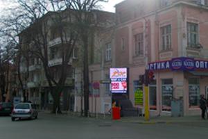 Top Rent A Car офис Варна центр