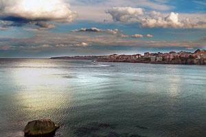 Море около Созополя