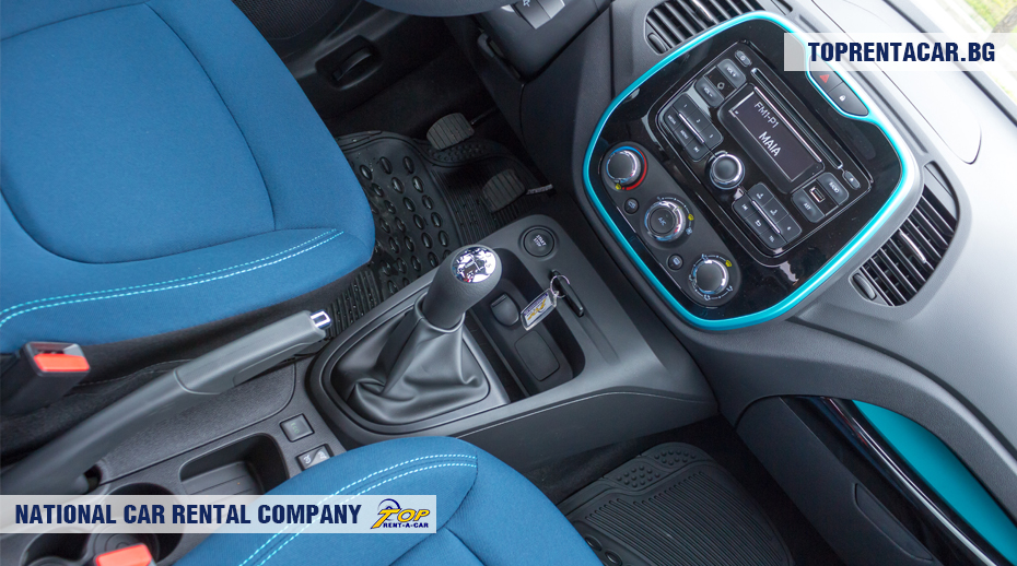 Renault Captur - МКПП