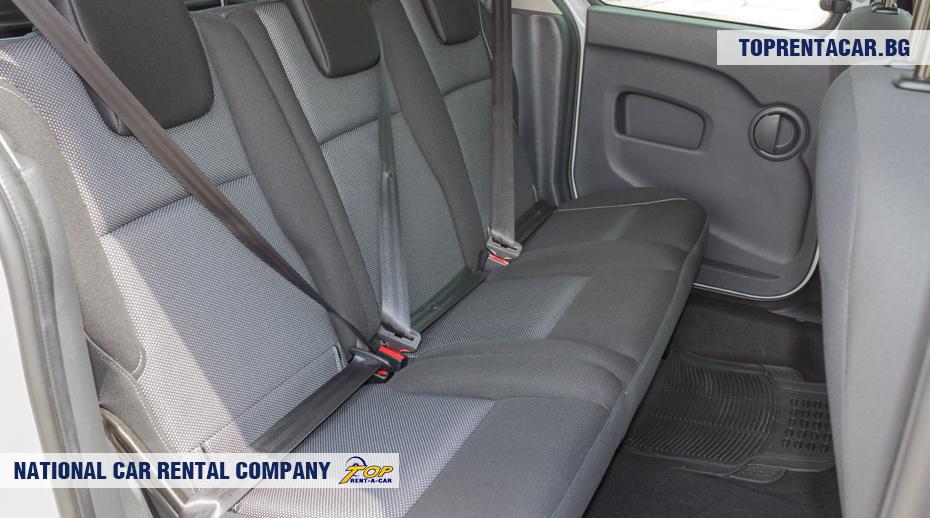 Renault Kangoo от Top Rent A Car