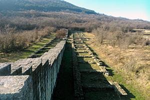 Крепостная Стена в В. Преславе