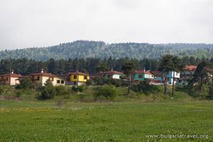 Дома в окрестностях Батака