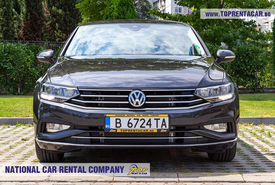 VW Passat 2020 вперед