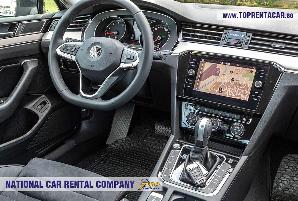 VW Passat аренда