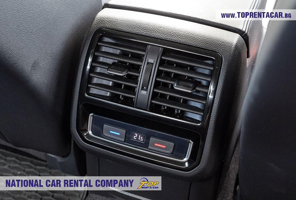 VW Passat с АКПП в аренду Top Rent A Car