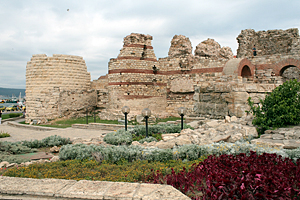 Древние римские структуры