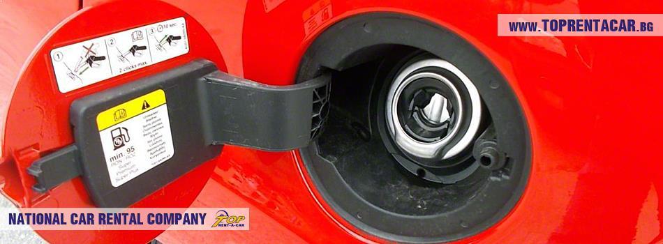 Советы при вождении автомобиля на прокат с бензиновым двигателем