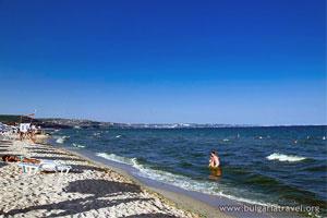 Пляж в Кранево