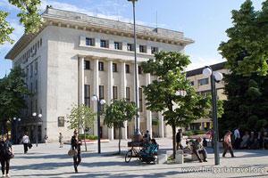 Центр Бургас