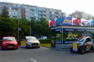 оренду автомобiль в Бургасi