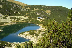Пейзаж от района на Белмекен