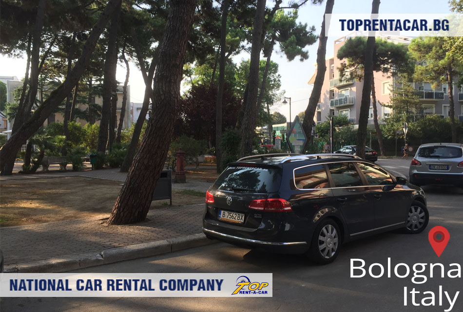 Top Rent A Car - Bologna, Italy