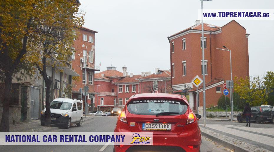 Аренда авто Пловдиве от Top Rent A Car