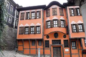 Старая часть Пловдива