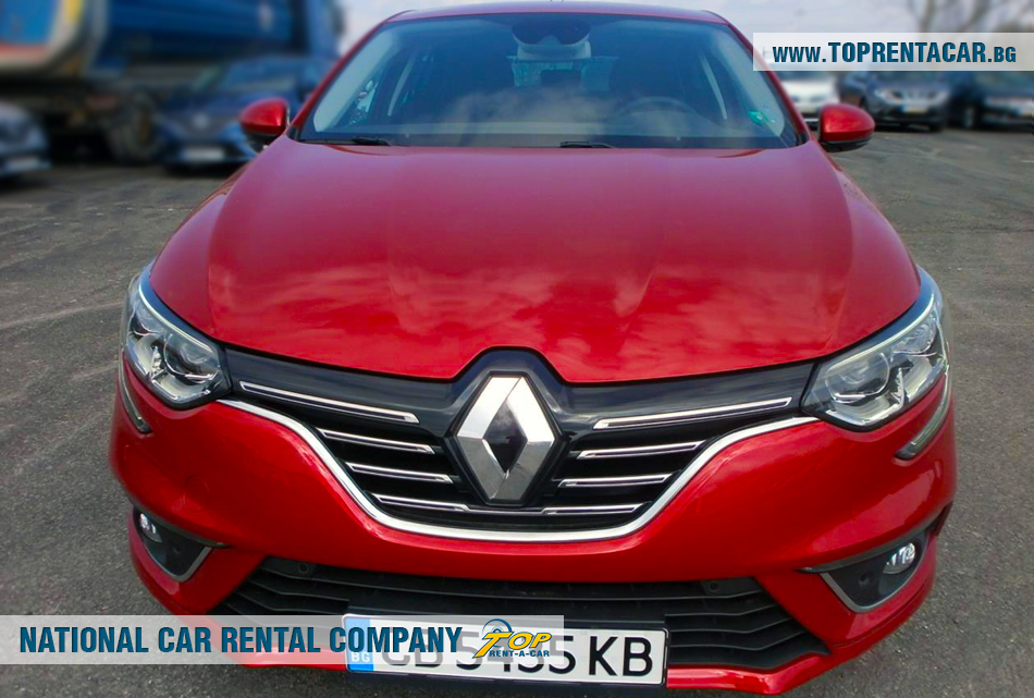 Renault Megane АКПП