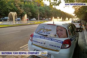 Прокат автомобилей в Румынии