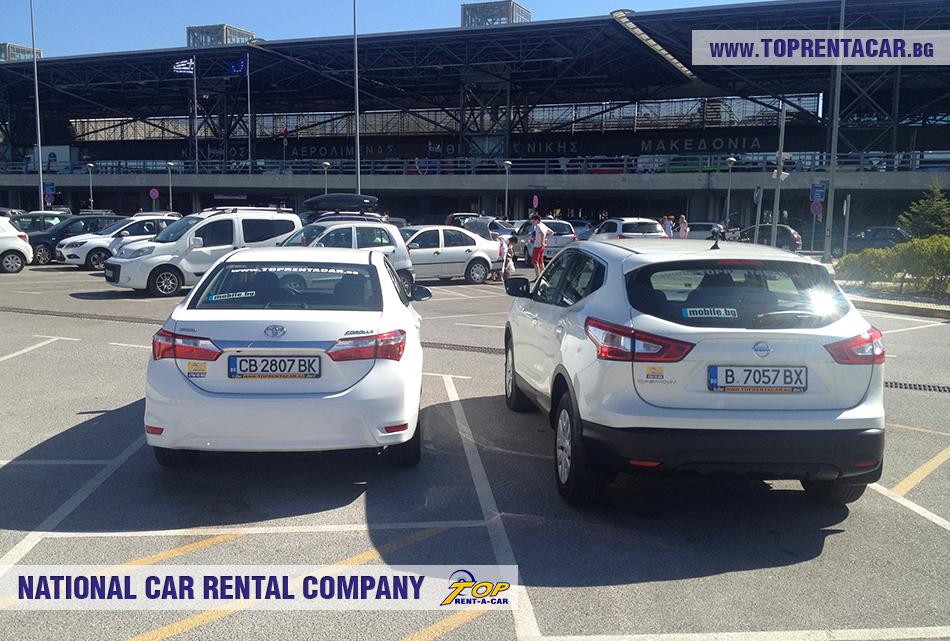 Аренда автомобилей в Салониках