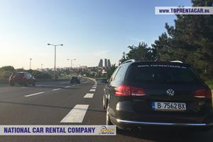 Прокат автомобилей в аэропорта Белград, Сербии