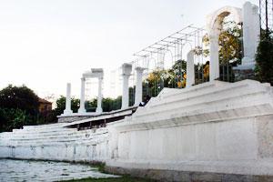 Античный амфитеатр в Стара-Загора