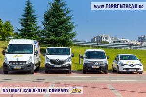 Аренда грузовых автомобилей в Варне от Top Rent A Car