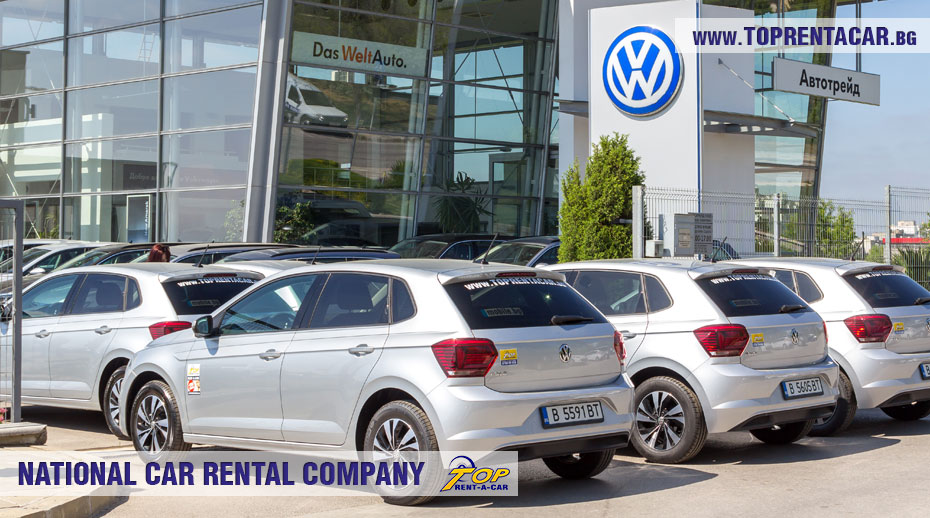 VW Polo от Top Rent A Car