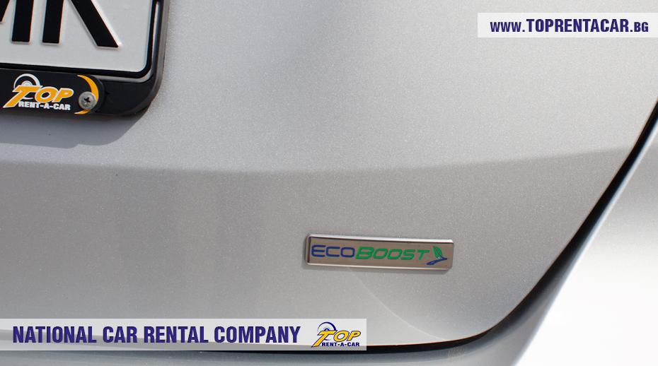 Ford Focus EcoBoost 2018 от Top Rent A Car