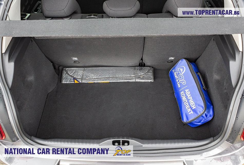 Citroen C3 багажник