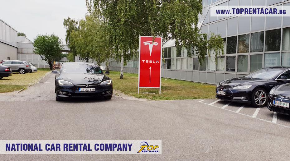 Tesla Model S 75D - в аренду от Top Rent A Car