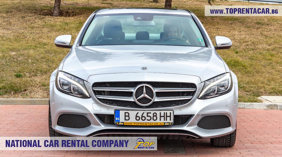 Mercedes-Benz C220 - вперед