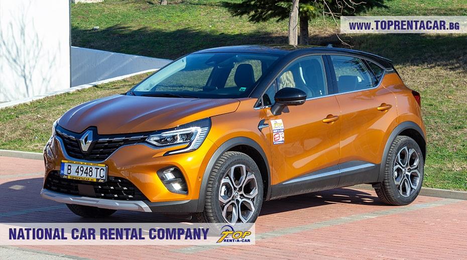 Renault Captur Tce aut 2021