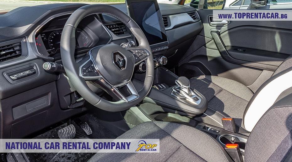 Новый Renault Captur с АКП