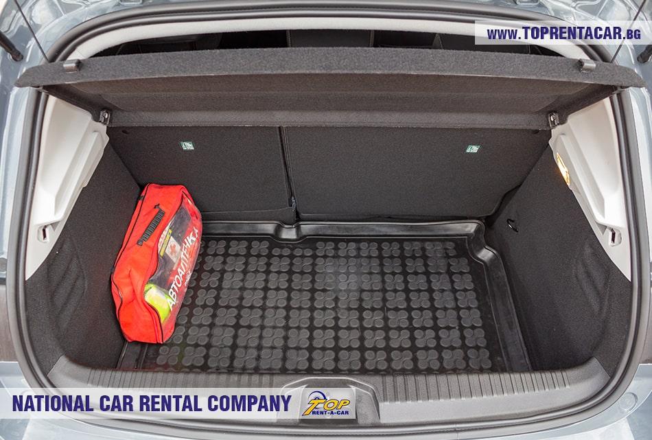 Renault Clio V 2020 + NAVI багажник