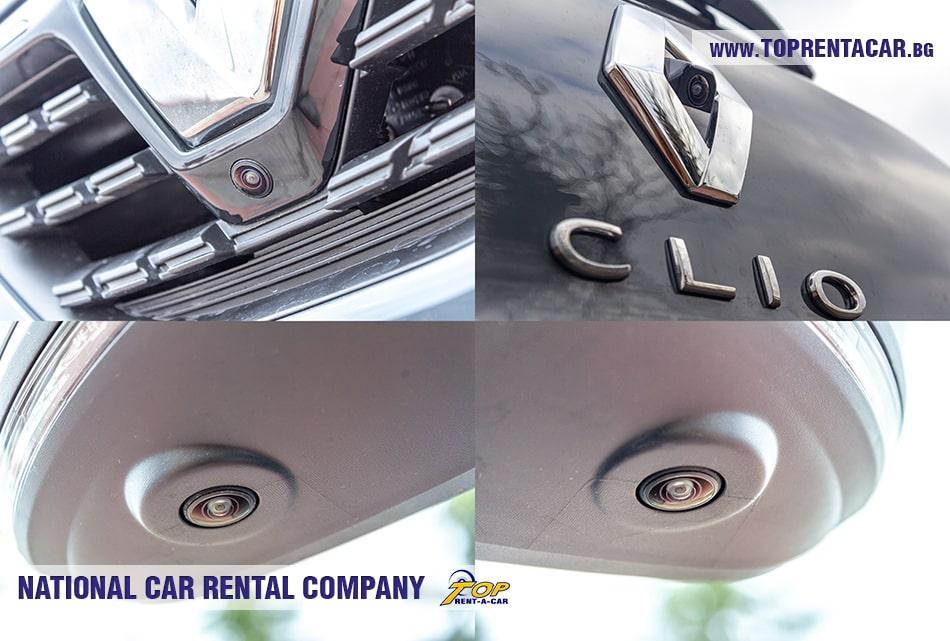 Renault Clio V 2020 + NAVI камеры
