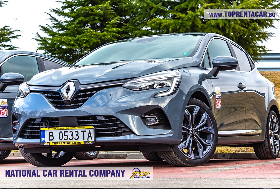 Renault Clio V 2020 в аренда