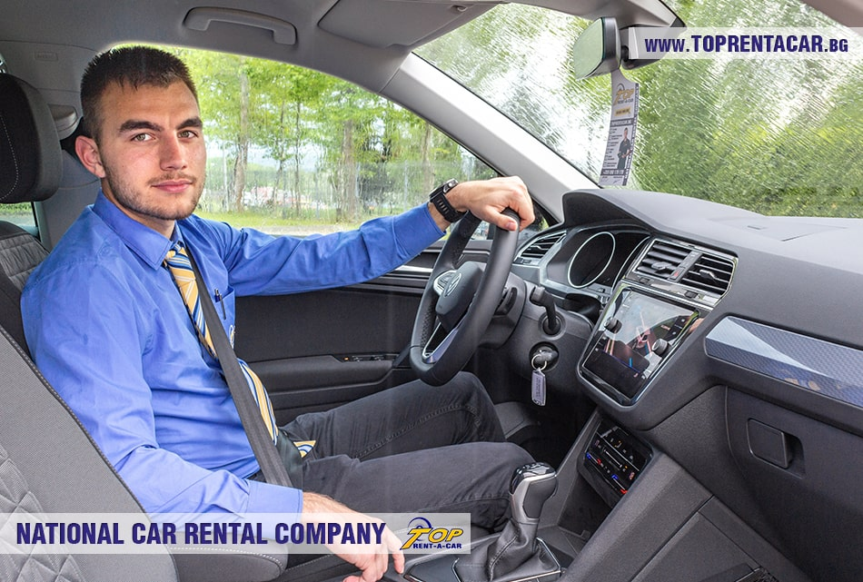 Аренда автомобиля VW Tiguan от Top Rent A Car