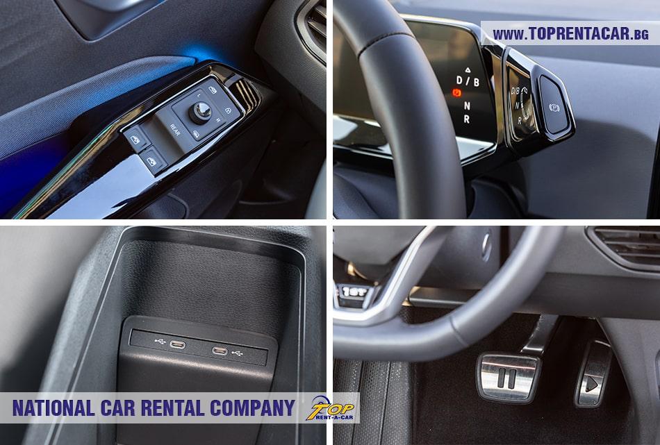 VW ID.3 в аренду от Top Rent A Car