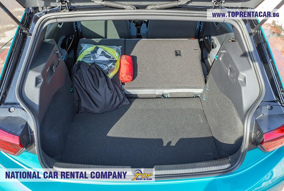 VW ID.3 багажник