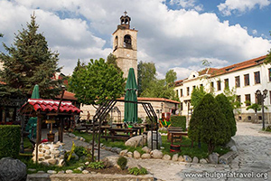 Центральная часть Банско